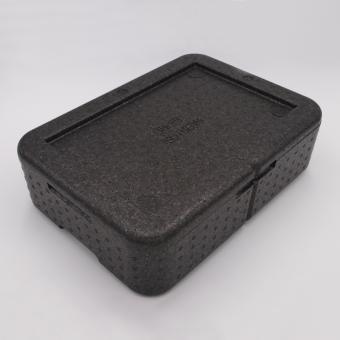 PIT-Box für kompl. Menü's/3 geteilt