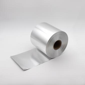 Deckelband silber 210er Breite für Vollautomaten