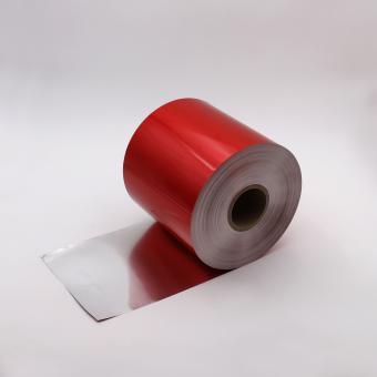 Deckelband rot 210er Breite für Vollautomaten