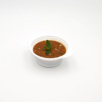 Suppenterrine-PP mit Griffen Premium/weiß
