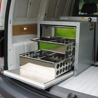 CABO Thermoboxen CaBo 45/60 KE3